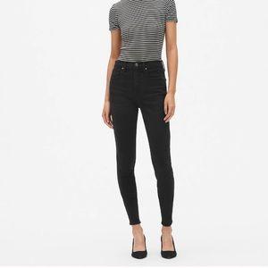💖GAP💖 High Rise True Skinny Jeans